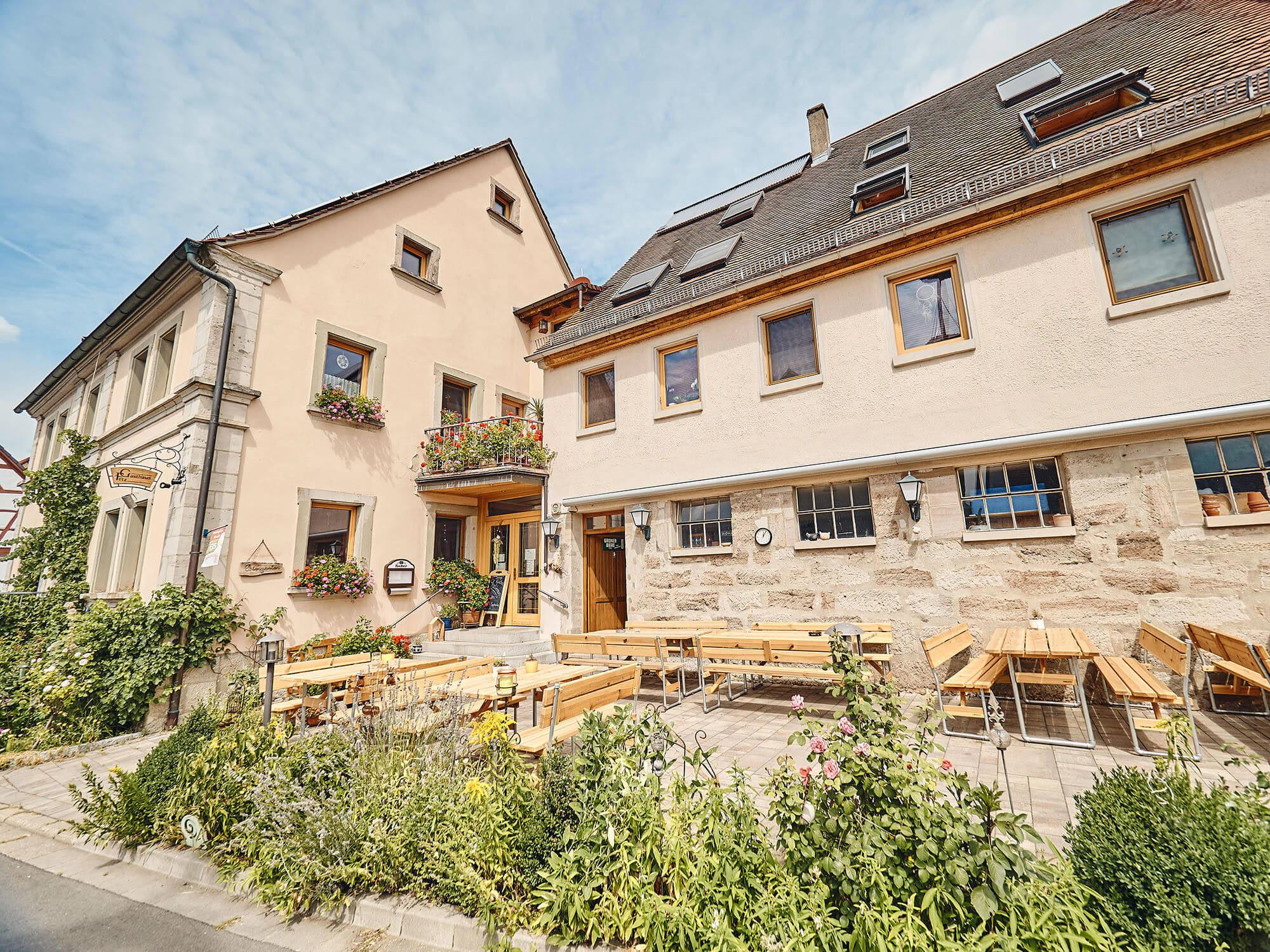 Das Gasthaus Fetz in Götteldorf