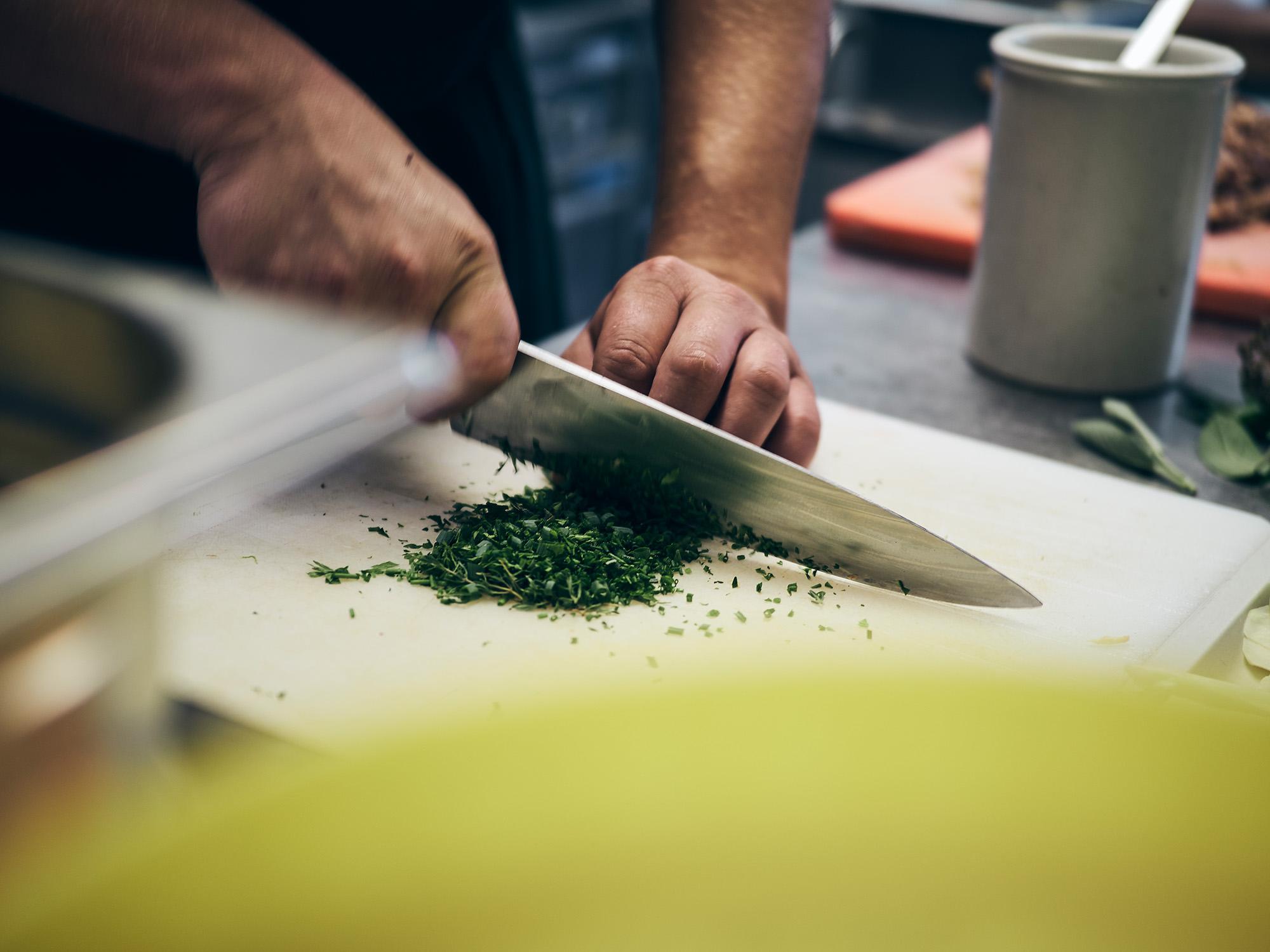 Genießen Sie fränkische Küche imBio-Gasthaus Fetz
