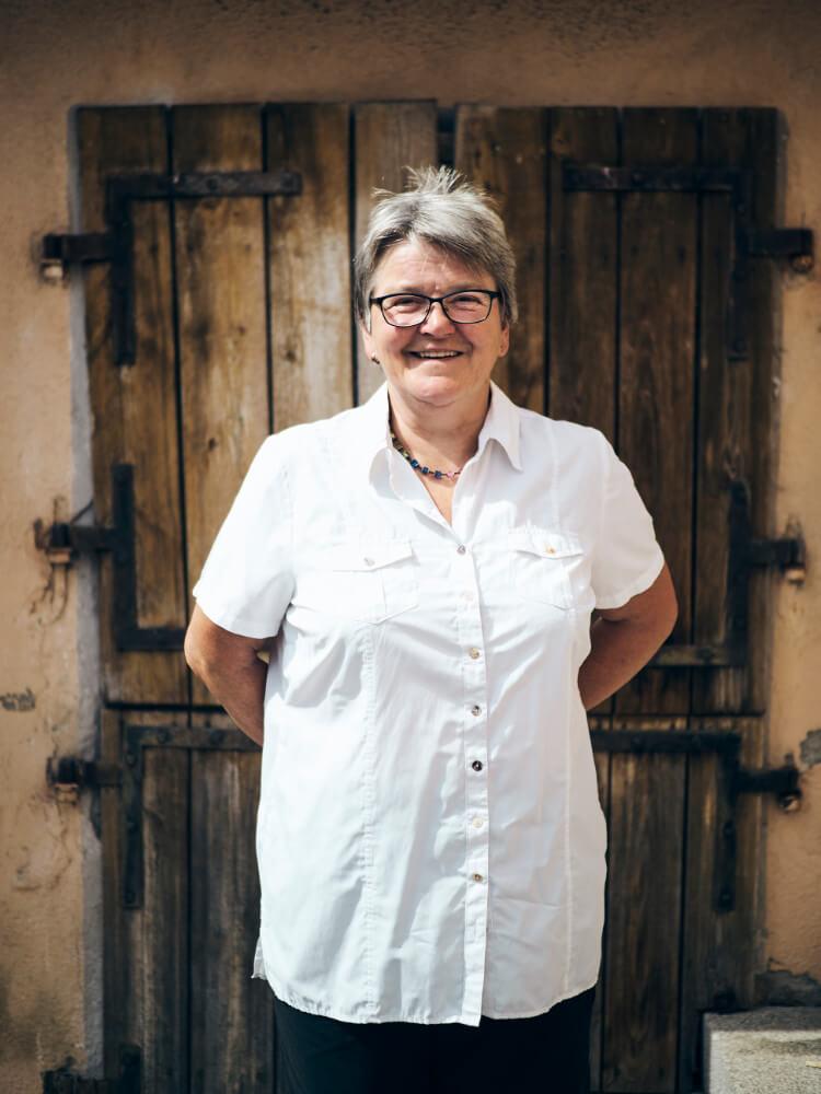 Elisabeth Fetz –Team vom Bio-Gasthaus Fetz